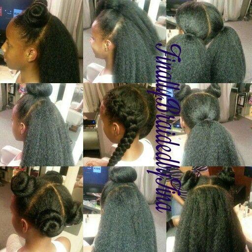 Best ideas about Vixen Crochet Hairstyles . Save or Pin Kids hairstyle Vixen crochet weave hair Now.