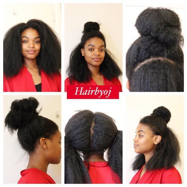Best ideas about Vixen Crochet Hairstyles . Save or Pin 4 way part vixen crochet braids hairbyoj Now.