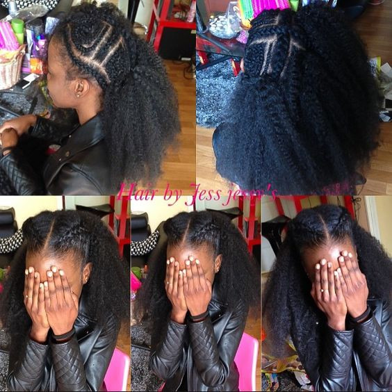 Best ideas about Vixen Crochet Hairstyles . Save or Pin Crochet braids Braids and Coiffures on Pinterest Now.