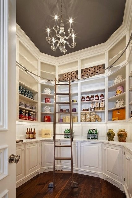 Best ideas about Walk In Pantry . Save or Pin Walk In Pantry Design Transitional kitchen The Stone Now.
