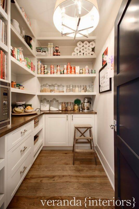 Best ideas about Walk In Pantry . Save or Pin The Butler s Pantry Now.