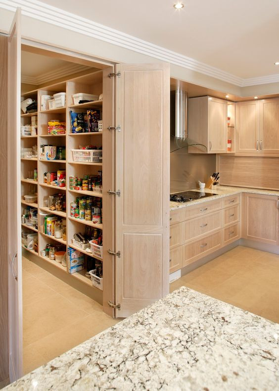 Best ideas about Walk In Pantry . Save or Pin How to design a butler s pantry Now.