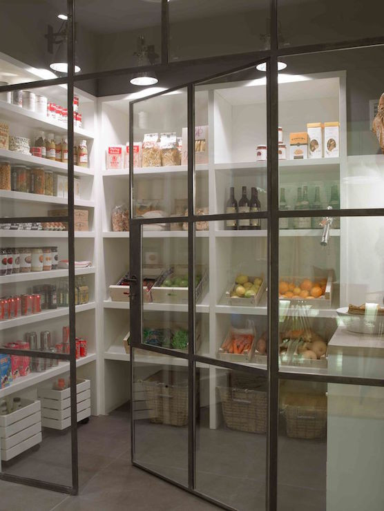 Best ideas about Walk In Pantry . Save or Pin Walk In Pantry Design Ideas Now.