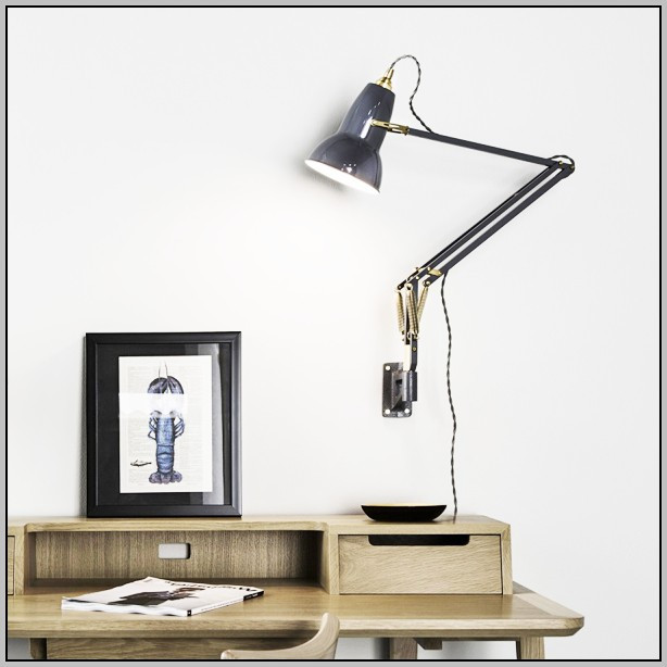 Best ideas about Wall Mountable Desk Lamp . Save or Pin Angled Wall Mount Curtain Rod Curtains Home Design Now.