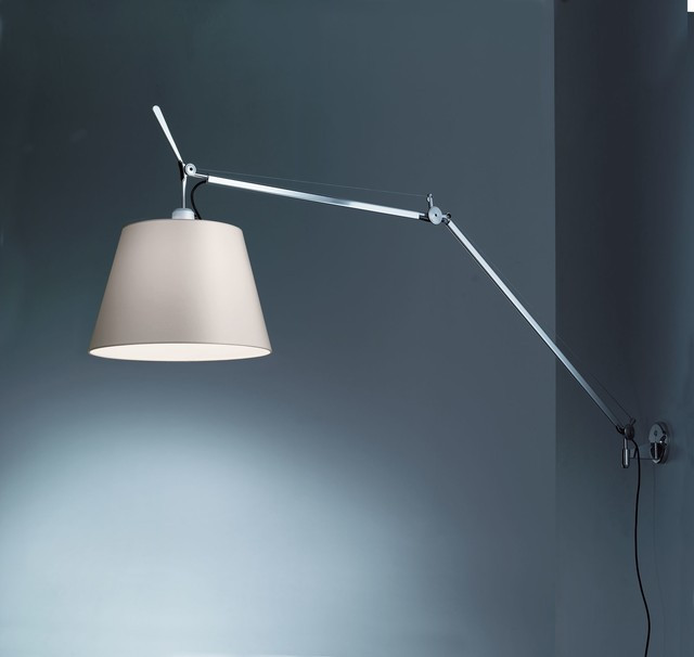 Best ideas about Wall Mountable Desk Lamp . Save or Pin Tolomeo Mega Wall Mount Lamp Modern Table Lamps Now.