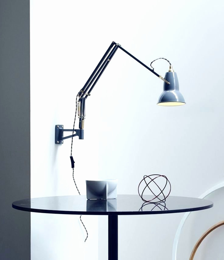 Best ideas about Wall Mountable Desk Lamp . Save or Pin Wall Mounted Table Lamp India Modern Desk Home fice Now.
