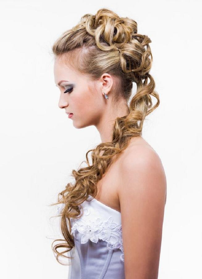 Best ideas about Wavy Hairstyles For Prom . Save or Pin Curly Hairstyles for Prom Night Now.