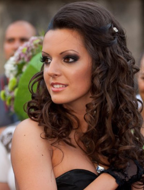 Best ideas about Wavy Hairstyles For Prom . Save or Pin Different Ways to Get Curly Hairstyles Hairstyles Weekly Now.