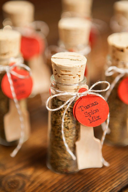 Best ideas about Wedding Favor Gift Ideas . Save or Pin 39 Ideas for a Tuscany Wedding Theme Now.