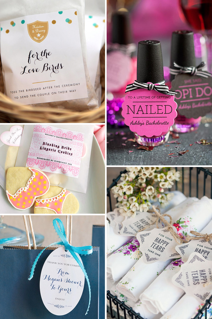 Best ideas about Wedding Favor Gift Ideas . Save or Pin 5 Funny Wedding Favor Ideas Wedding Inspiration Now.