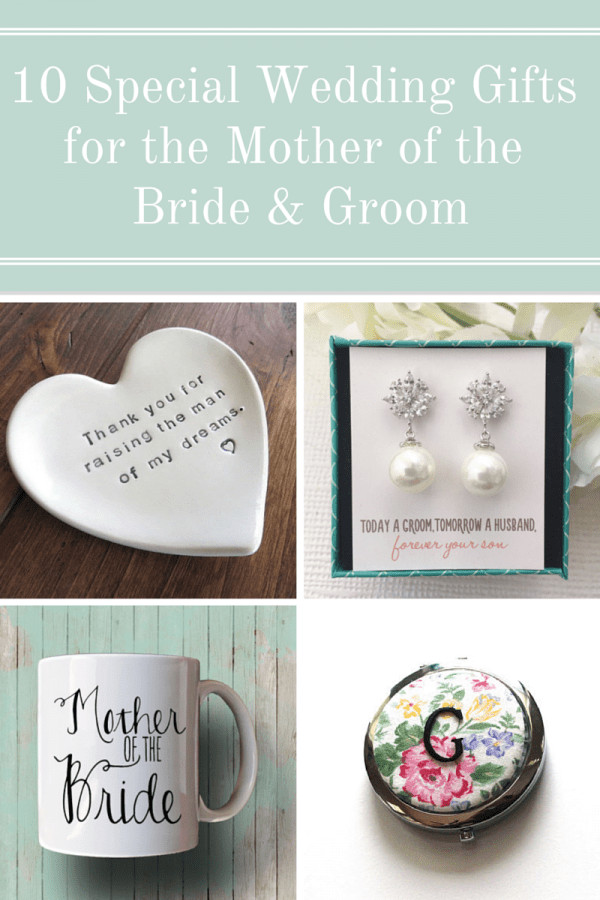 Best ideas about Wedding Gift Ideas For Bridegroom . Save or Pin Special Gift Ideas For the Mother of the Bride or Groom Now.