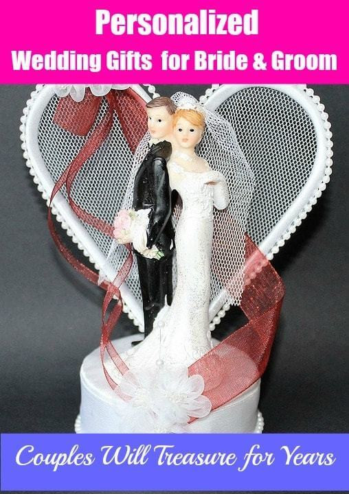 Best ideas about Wedding Gift Ideas For Bridegroom . Save or Pin Unique Personalized Wedding Gifts for the Bride and Groom Now.