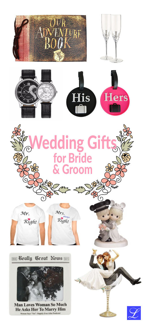 Best ideas about Wedding Gift Ideas For Bridegroom . Save or Pin 10 Thoughtful Wedding Gift Ideas for Bride and Groom Now.