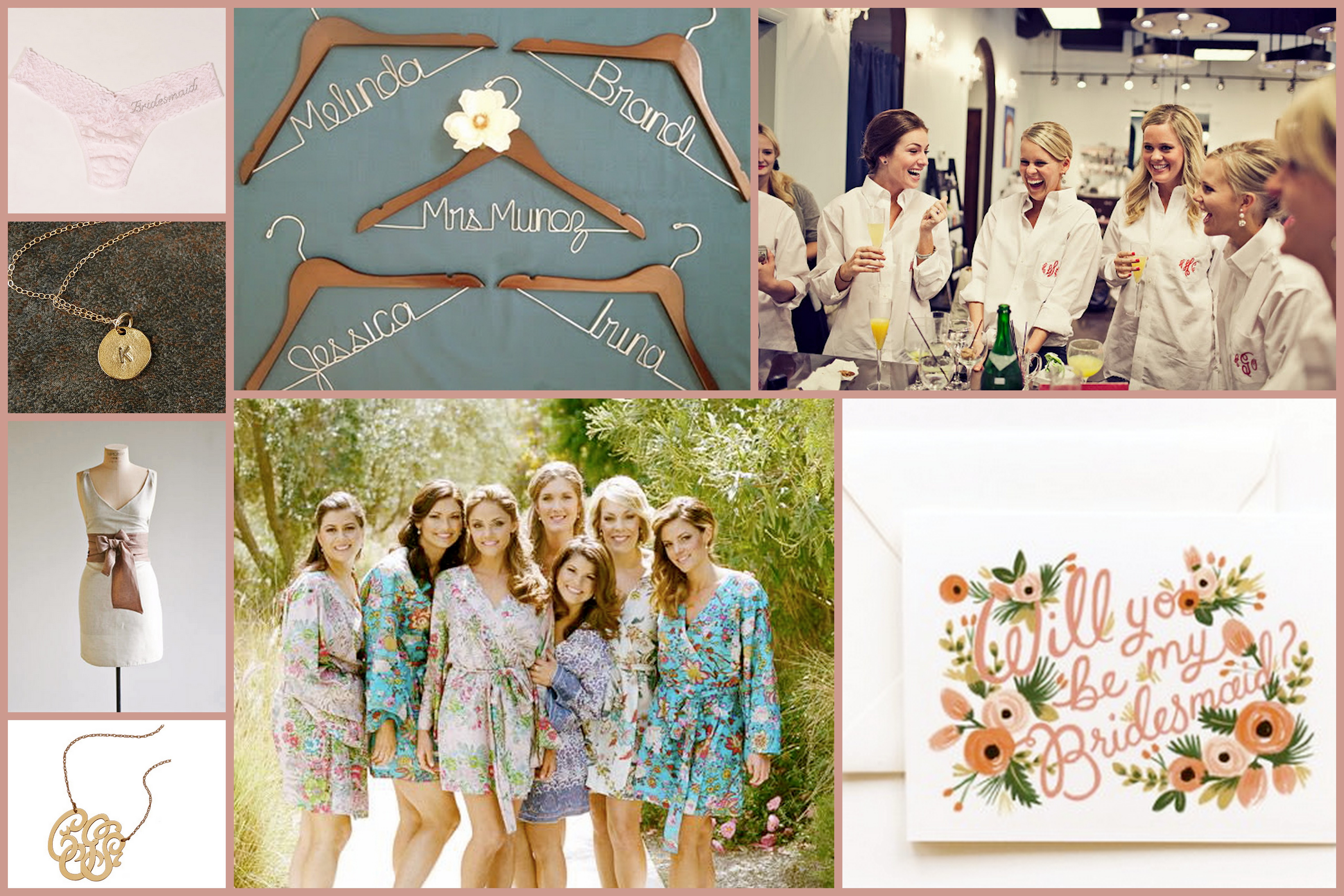 Best ideas about Wedding Gift Ideas For Bridesmaids . Save or Pin Wedding World Last Minute Wedding Gift Ideas Now.