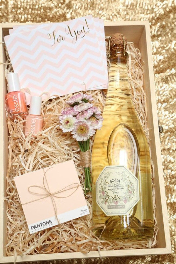 Best ideas about Wedding Gift Ideas For Bridesmaids . Save or Pin Top 10 Bridesmaid Gifts Ideas They'll Love Now.