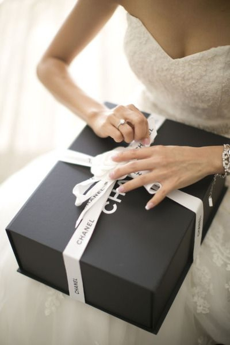 Best ideas about Wedding Gift Ideas From Groom To Bride . Save or Pin 5 Wedding Gift Ideas from Grooms to their Brides Blog Now.
