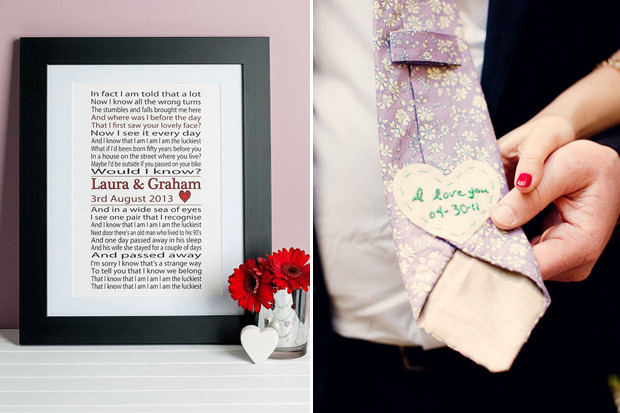 Best ideas about Wedding Gift Ideas From Groom To Bride . Save or Pin 10 Thoughtful Gift Ideas for Brides & Grooms Now.