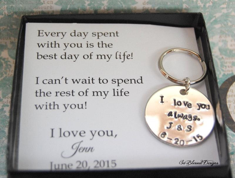 Best ideas about Wedding Gift Ideas From Groom To Bride . Save or Pin Wedding Gift For Groom Now.