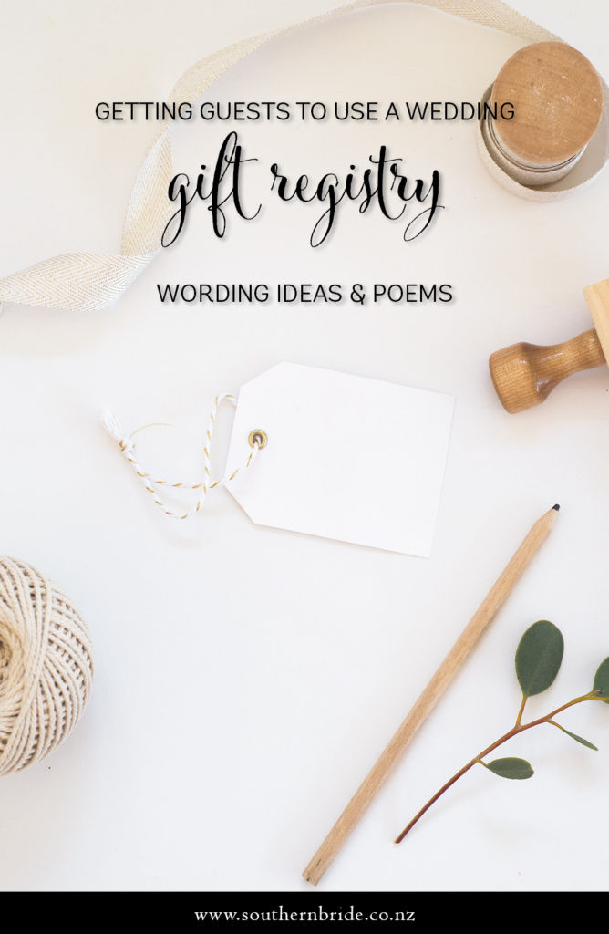 Best ideas about Wedding Gift Registry Ideas . Save or Pin Wedding Gift Registry Wording Ideas How to ask for ts Now.