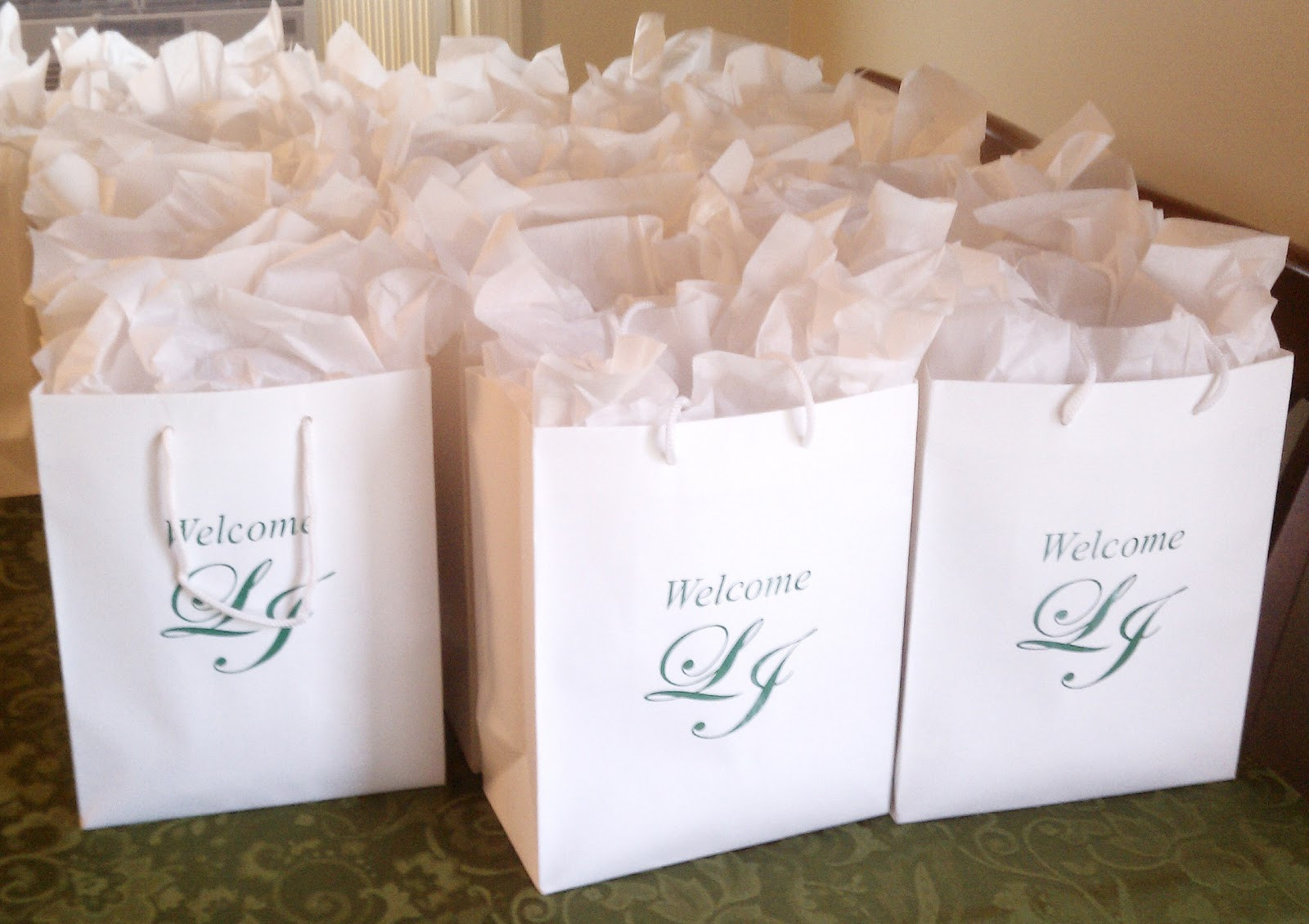 Best ideas about Wedding Hotel Gift Bag Ideas . Save or Pin 55 Wel e Bags For Hotel Guests Wedding Hotel Guest Gift Now.