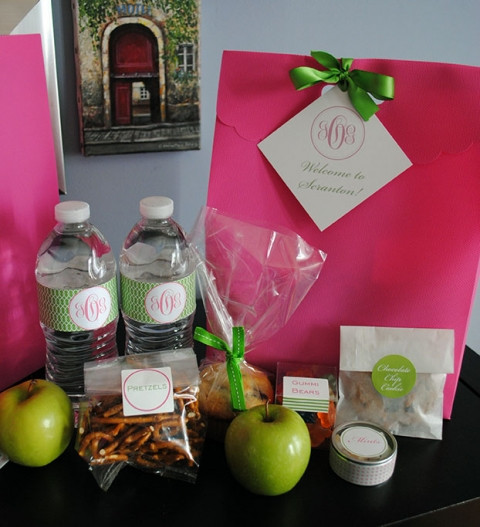 Best ideas about Wedding Hotel Gift Bag Ideas . Save or Pin Dallas Wedding Planners Blog Now.