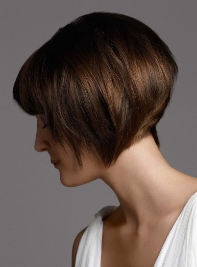 Best ideas about Wedged Bob Haircuts . Save or Pin Stylish Wedge Haircuts for Short Hair Now.