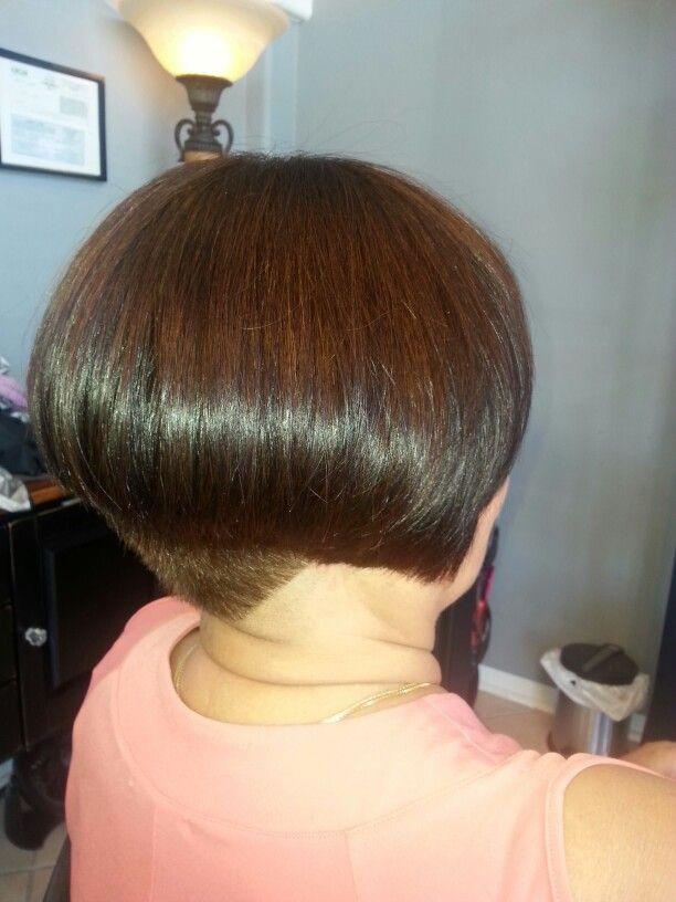 Best ideas about Wedged Bob Haircuts . Save or Pin Short Wedge Bob Haircut Now.