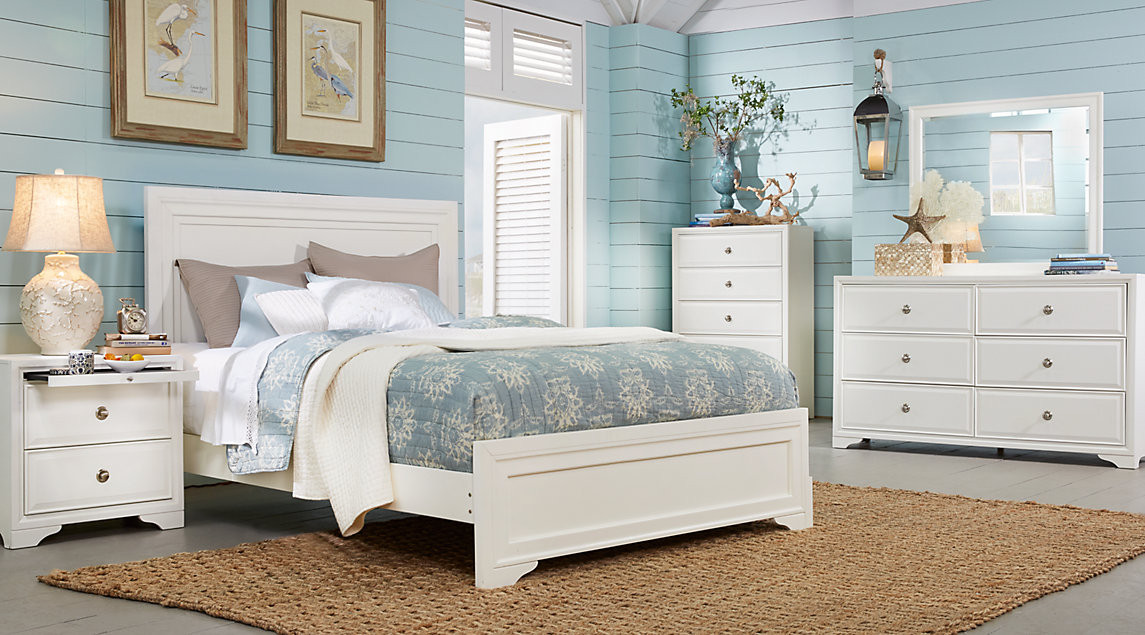Best ideas about White Queen Bedroom Set . Save or Pin White bedroom furniture Makes you bedroom classy Now.