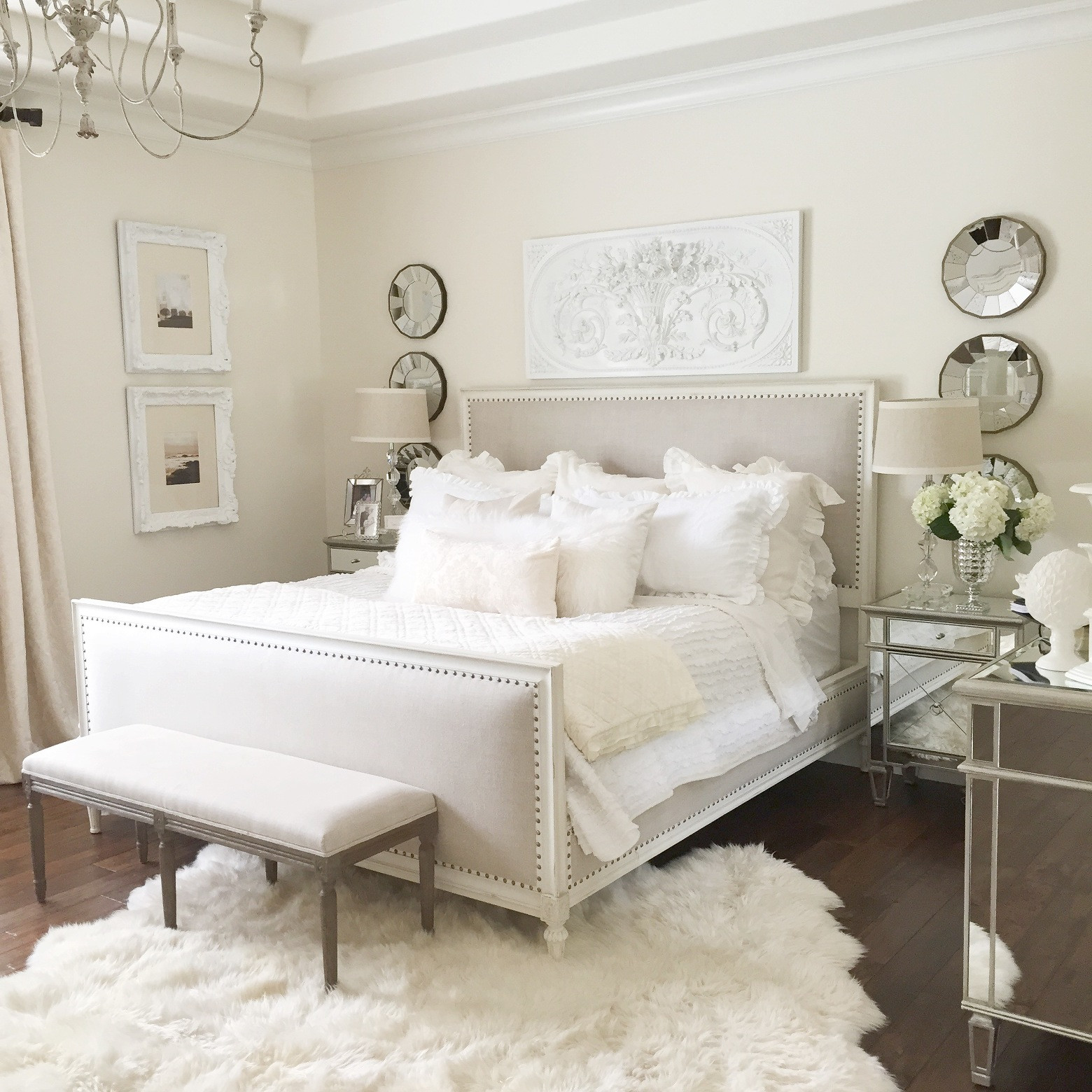 Best ideas about White Queen Bedroom Set . Save or Pin 15 Top White Bedroom Furniture Might Be Suitable for Your Now.