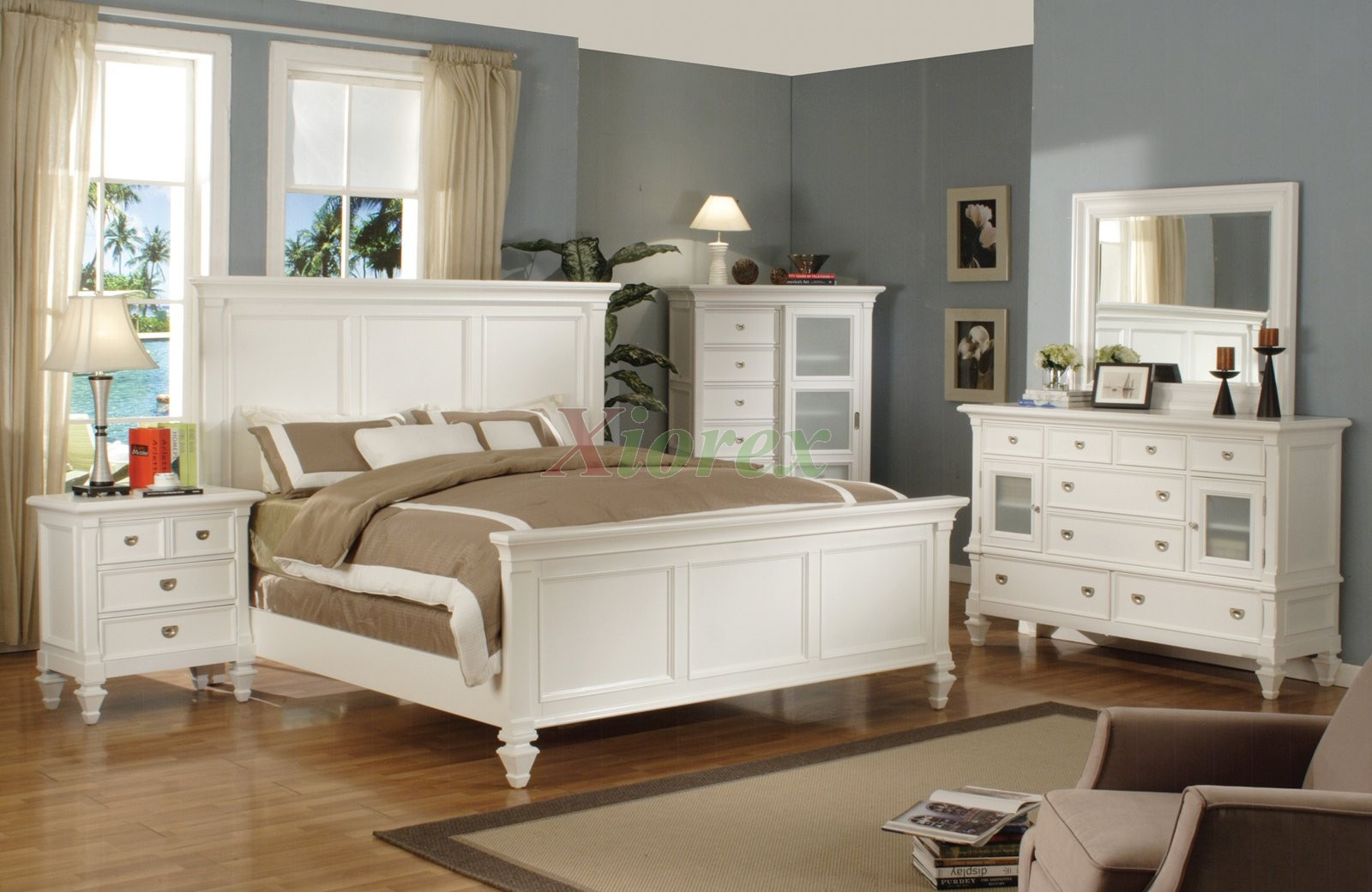 Best ideas about White Queen Bedroom Set . Save or Pin Bedroom Furniture Set 126 Now.