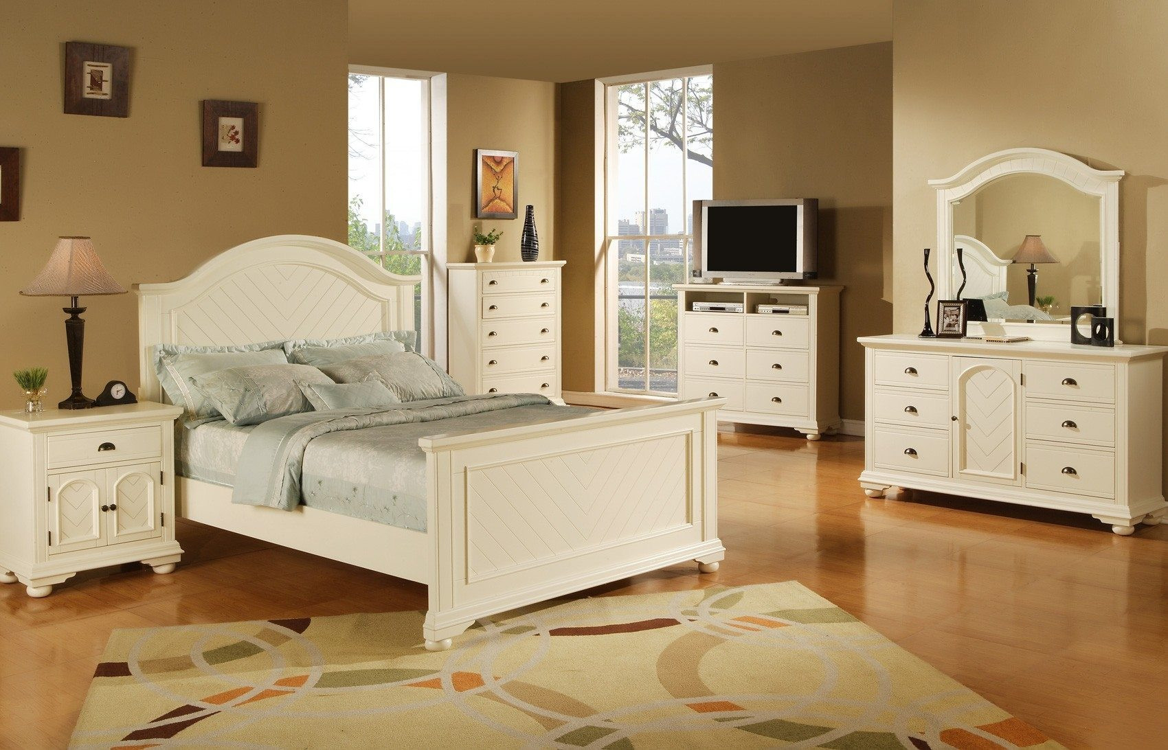 Best ideas about White Queen Bedroom Set . Save or Pin White Queen Bedroom Furniture Set Now.