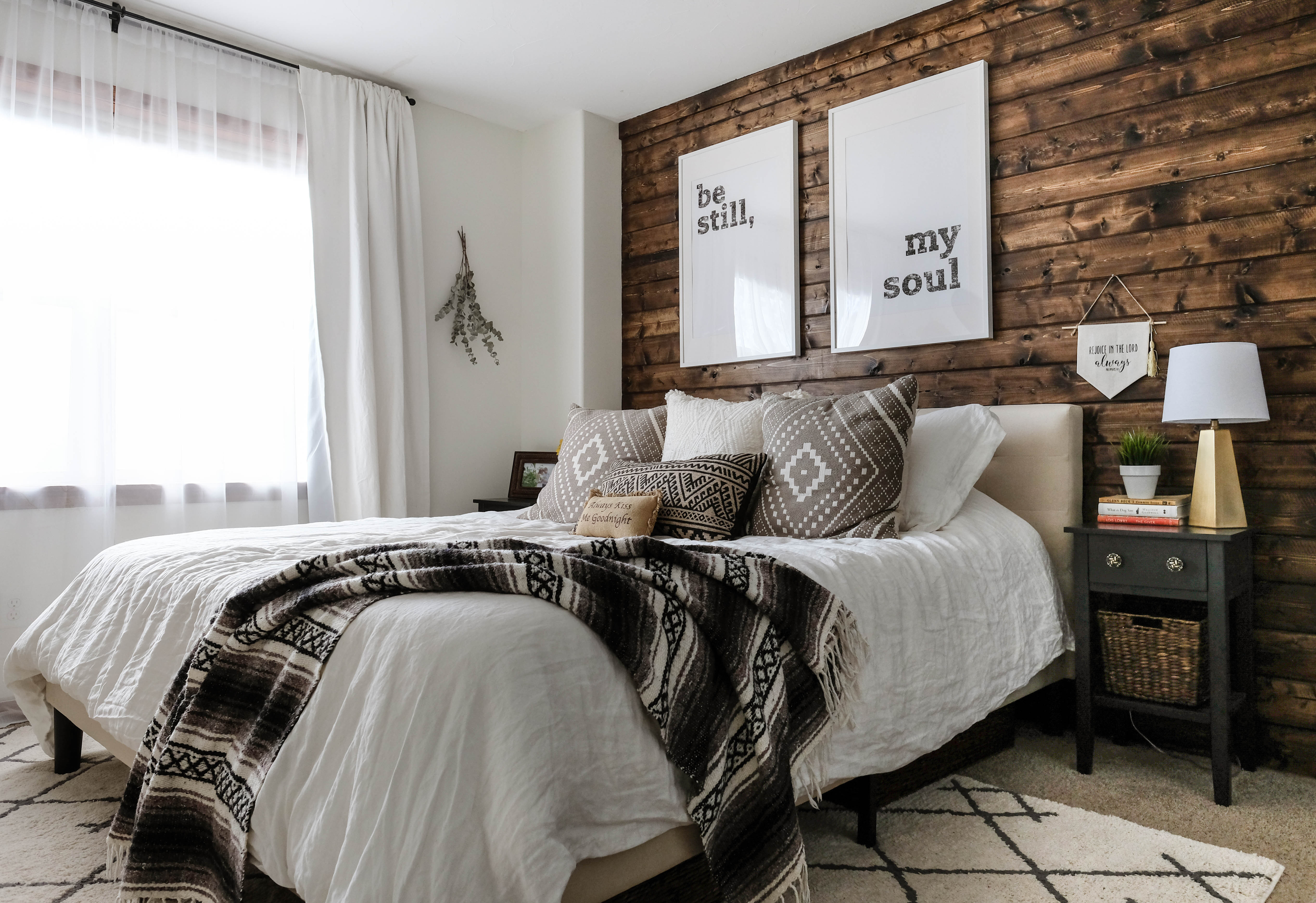 Best ideas about Wood Accent Wall Bedroom . Save or Pin Why Your Home Needs A Wood Plank Accent Wall How to Do Now.