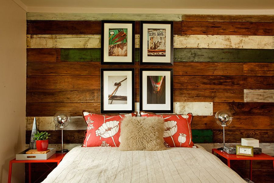Best ideas about Wood Accent Wall Bedroom . Save or Pin Top Bedroom Trends Making Waves in 2016 Now.