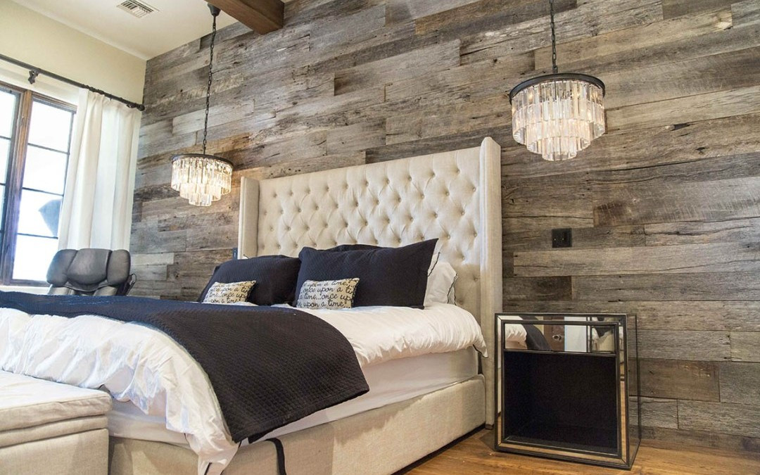 Best ideas about Wood Accent Wall Bedroom . Save or Pin How to Create a Stunning Accent Wall in Your Bedroom Now.