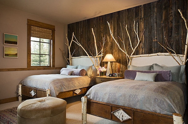 Best ideas about Wood Accent Wall Bedroom . Save or Pin Bedroom Accent Walls to Keep Boredom Away Now.