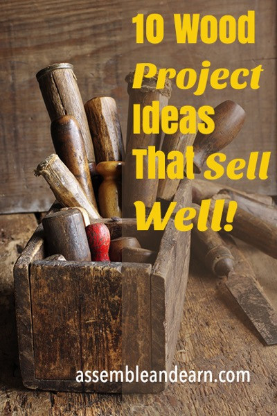 Best ideas about Wood Craft Ideas To Make . Save or Pin Top 10 Best Selling Wood Crafts To Make And Sell Now.