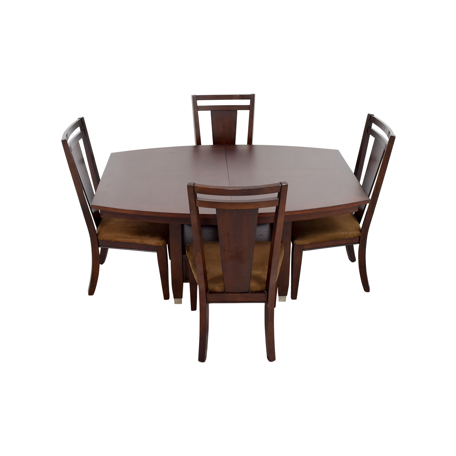 Best ideas about Wood Dining Table Set . Save or Pin OFF Broyhill Broyhill Wood Dining Table Set Tables Now.