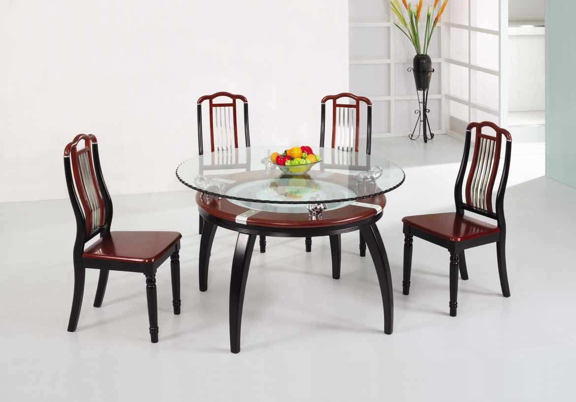 Best ideas about Wood Dining Table Set . Save or Pin CHAIR DINING KOA SET TABLE WOOD – Chair Pads & Cushions Now.