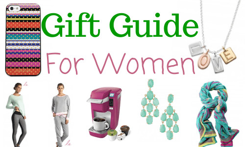Best ideas about Xmas Gift Ideas For Girlfriend . Save or Pin Gift Ideas for Women Presents for a Girlfriend Wife or Now.