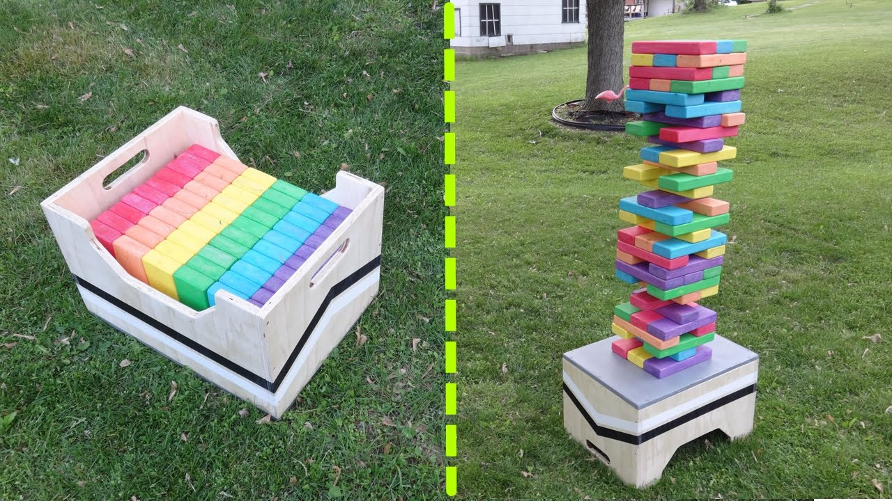Best ideas about Yard Games DIY . Save or Pin 17 DIY Games for Outdoor Family Fun Home Stories A to Z Now.
