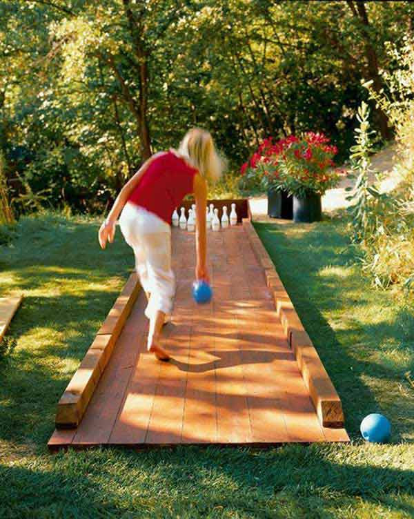Best ideas about Yard Games DIY . Save or Pin Top 34 Fun DIY Backyard Games and Activities Amazing DIY Now.