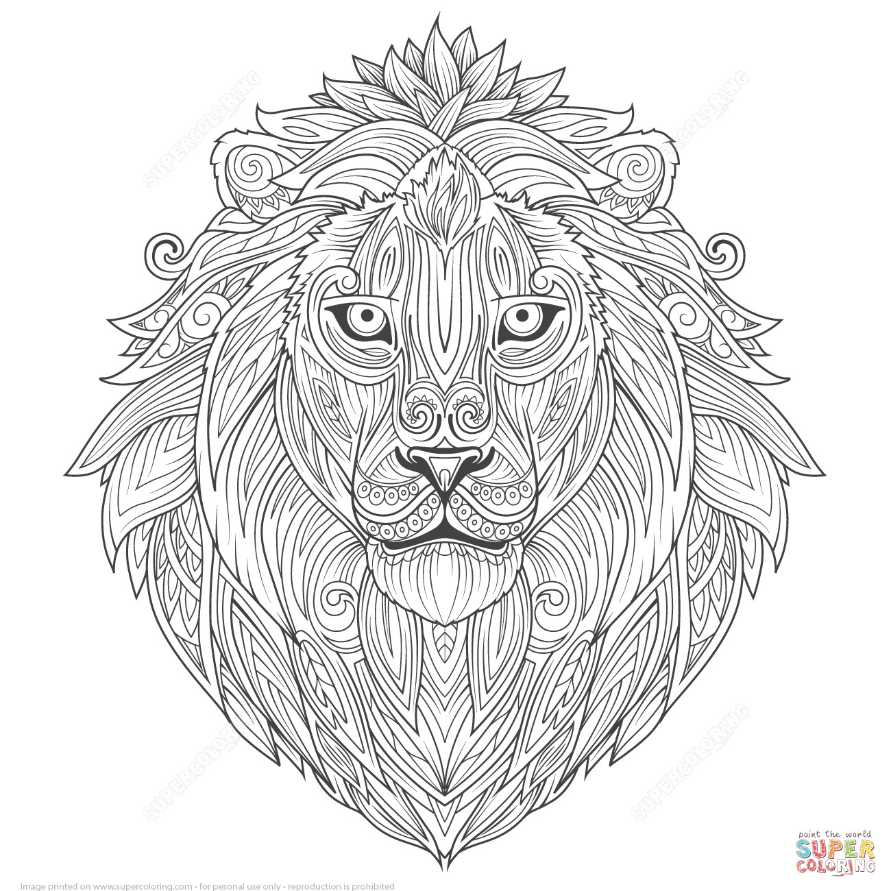 Best ideas about Zentangle Coloring Pages For Kids . Save or Pin Printable Zentangle Coloring Pages Coloring Home Now.