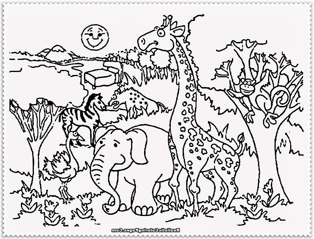 Best ideas about Zoo Animals Printable Coloring Pages . Save or Pin Z Is For Zoo Coloring Page Pages Animals Cute grig3 Now.