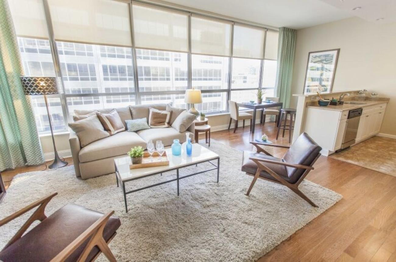Best ideas about 1 Bedroom Apartments For Rent In Philadelphia . Save or Pin Senior 1 Bedroom Apartment in Philadelphia 2040 Market Now.