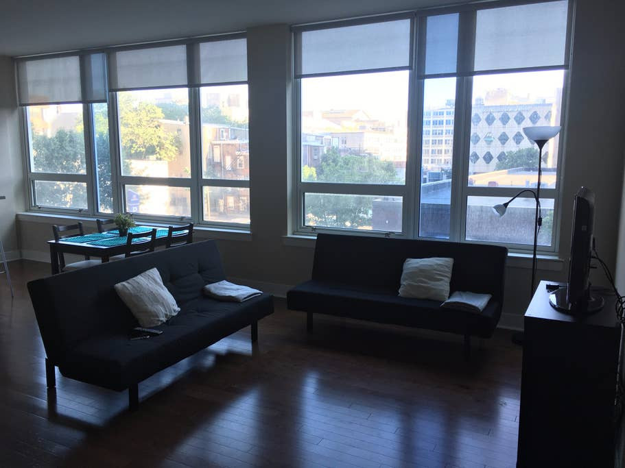 Best ideas about 1 Bedroom Apartments For Rent In Philadelphia . Save or Pin 1 bedroom apartment loft in Center city Apartments for Now.