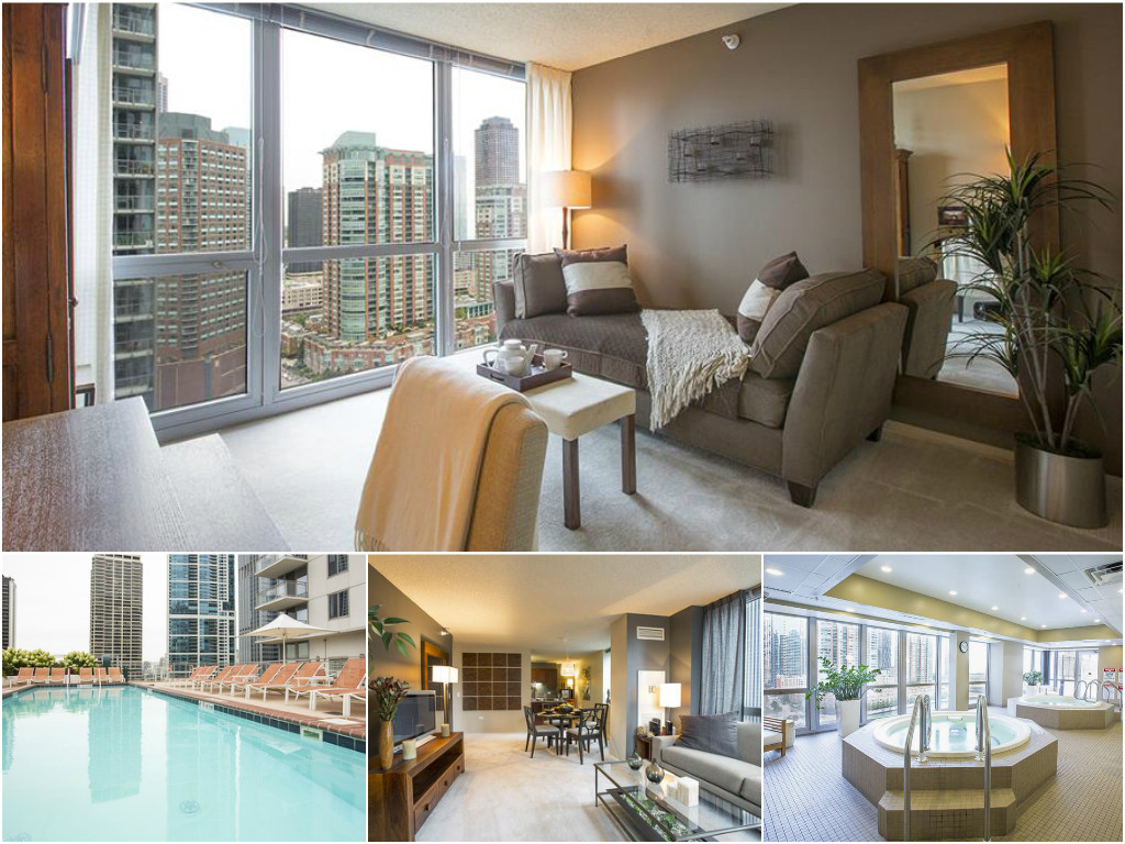 Best ideas about 1 Bedroom Apt In Chicago . Save or Pin 1 Bedroom Apartments in Chicago From Envy Inducing Homes Now.