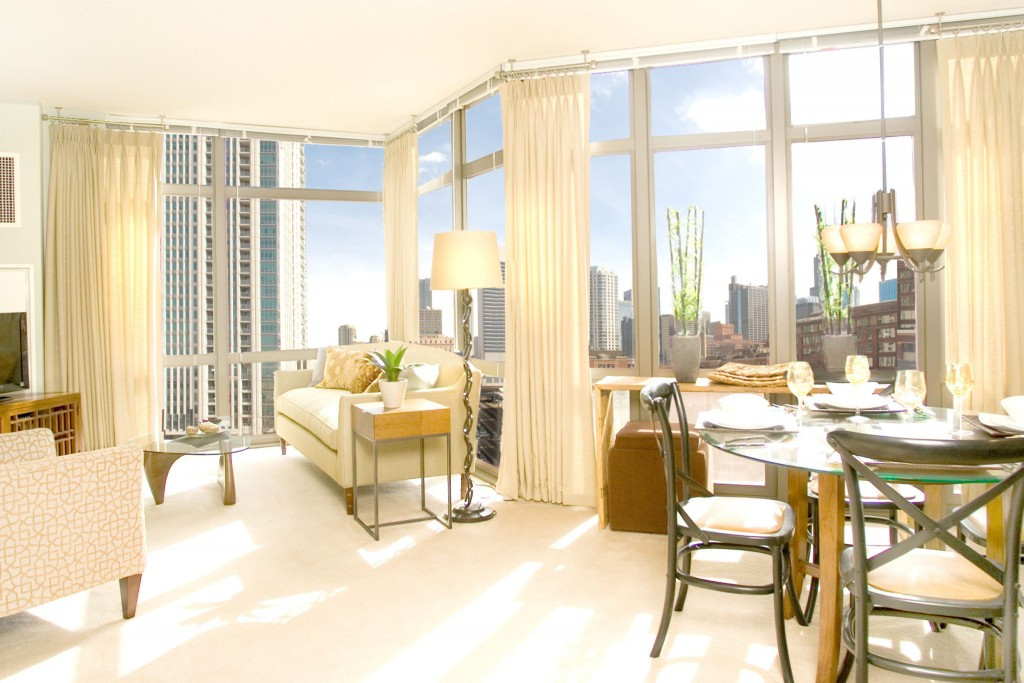 Best ideas about 1 Bedroom Apt In Chicago . Save or Pin e Bedroom Apartments In Chicago Now.