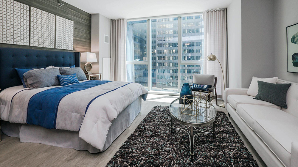 Best ideas about 1 Bedroom Apt In Chicago . Save or Pin Enviable e Bedroom Apartments For Rent – Real Estate 101 Now.