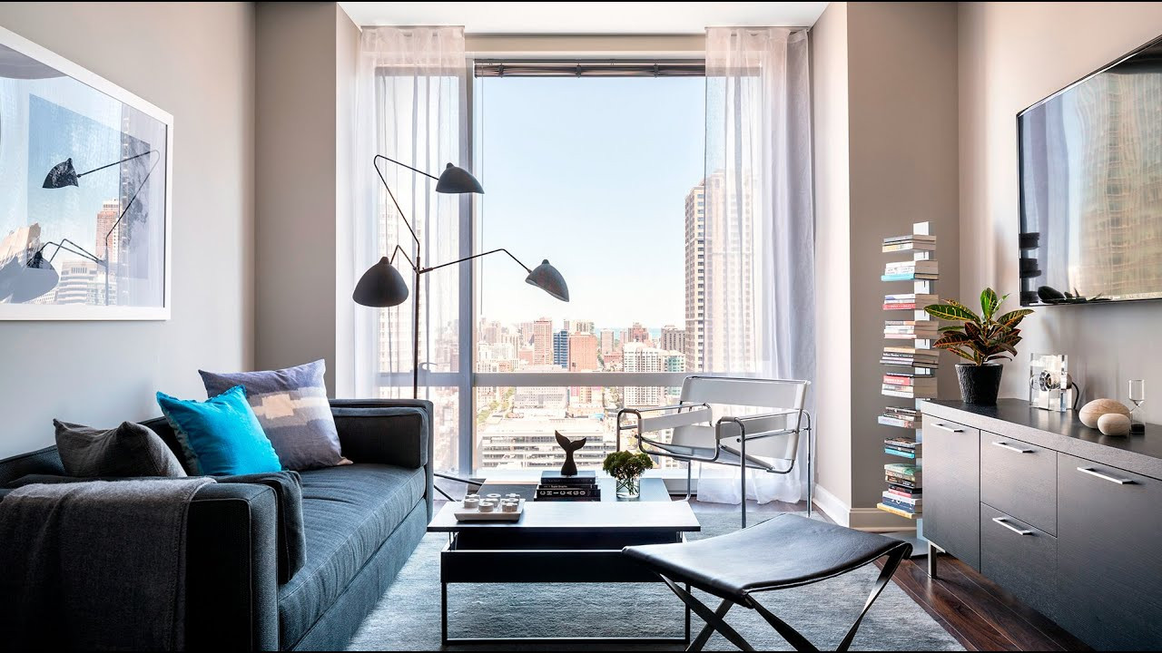 Best ideas about 1 Bedroom Apt In Chicago . Save or Pin e Eleven GoPro Tour Now.