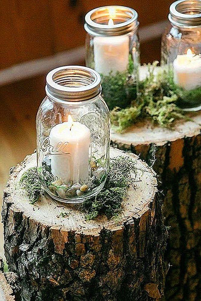Best ideas about 101 DIY Mason Jar Wedding Ideas . Save or Pin 33 Gorgeous Mason Jars Wedding Centerpieces Now.
